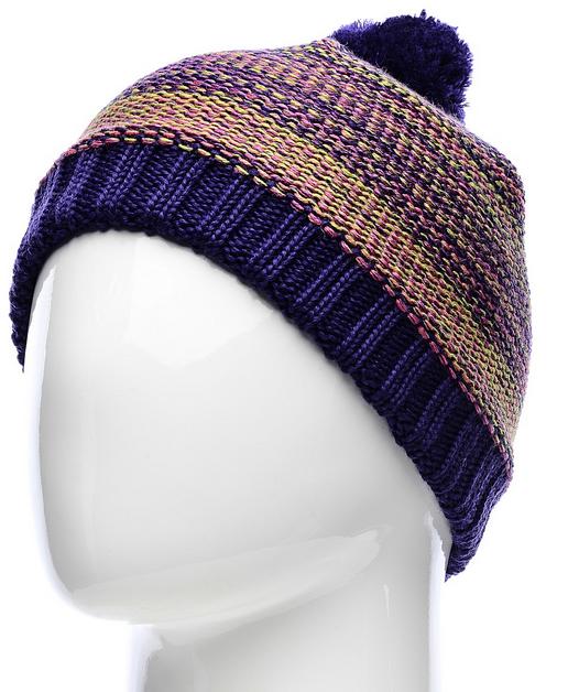 Lassie Dark Violet Cepure