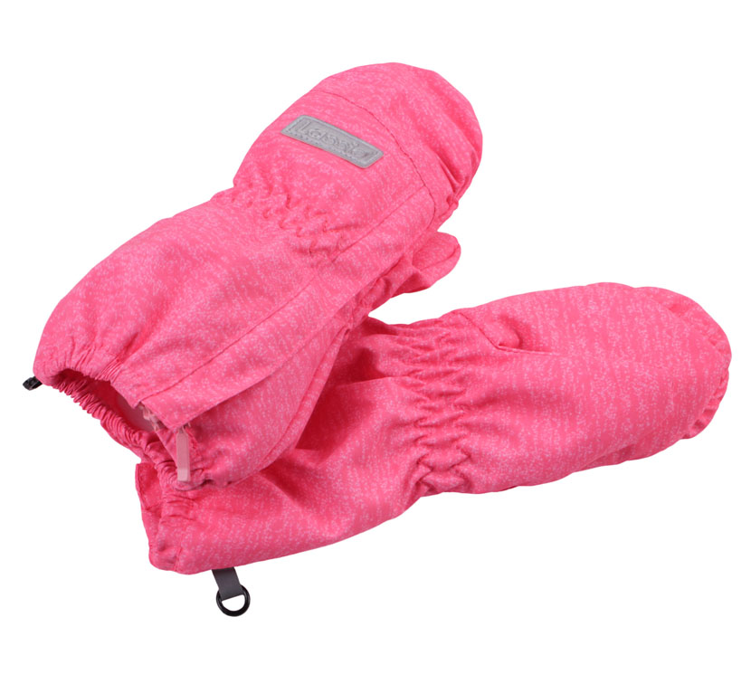 Lassie Neon Pink Bērnu ūdensnecaurlaidīgie  dūraiņibez siltinājuma