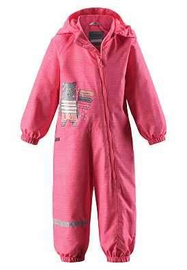 Lassie Neon Pink Pavasara/Rudens bērnu kombinezons