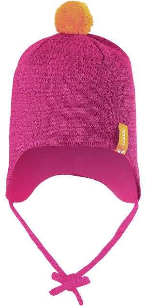 Lassie Pink Bērnu vilnas cepure
