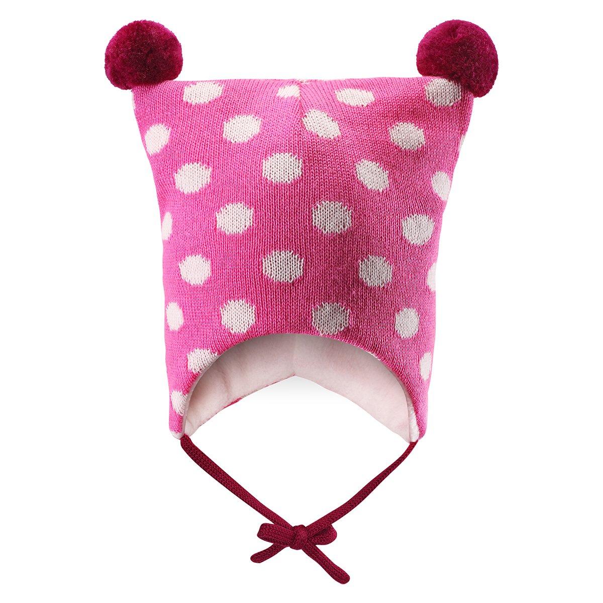 Lassie Pink Cepure