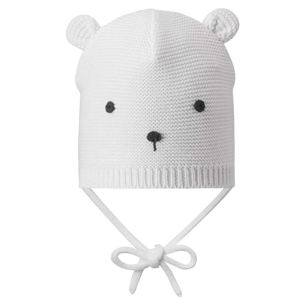 Lassie White Bērnu kokvilnas cepure