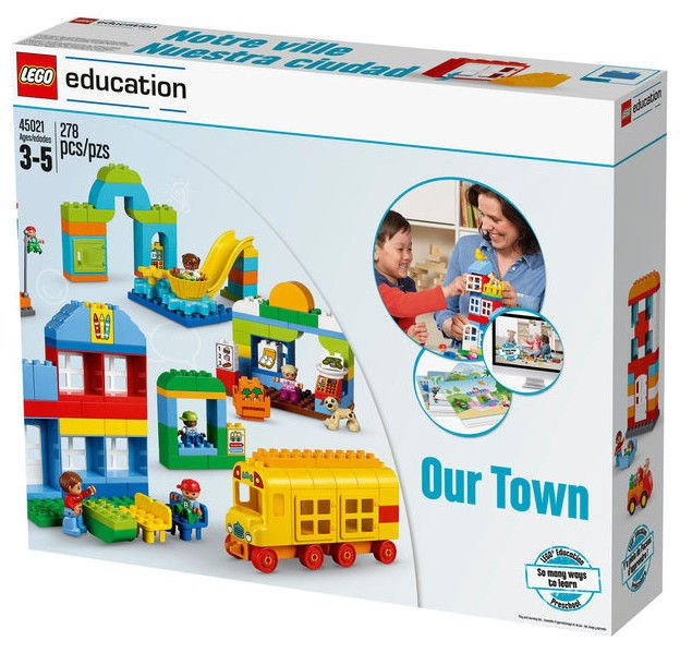 LEGO 45021 Education Our Town Grade Kindergarten to 1 Konstruktors