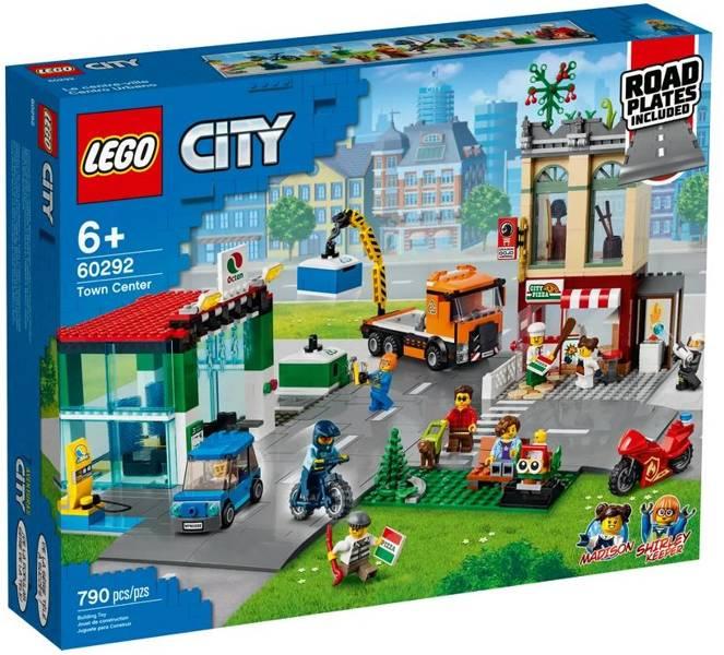 LEGO CITY 60292 Pilsētas Centrs