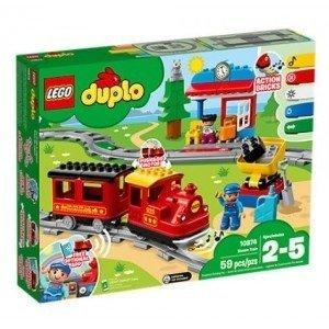 LEGO DUPLO 10874 Tvaika Lokomotīve