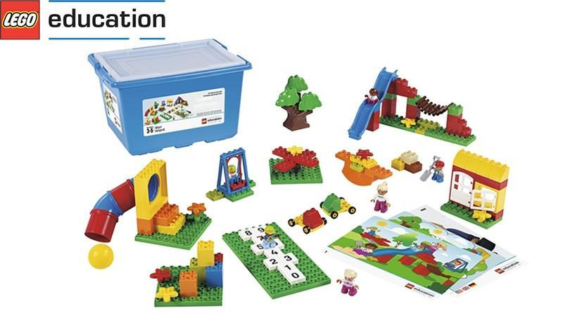 LEGO DUPLO 45001 Education Duplo Playground Set
