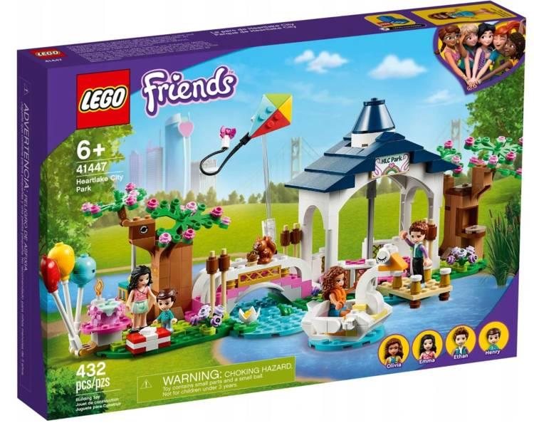 LEGO FRIENDS 41447 Hārtleikas Pilsētas Parks