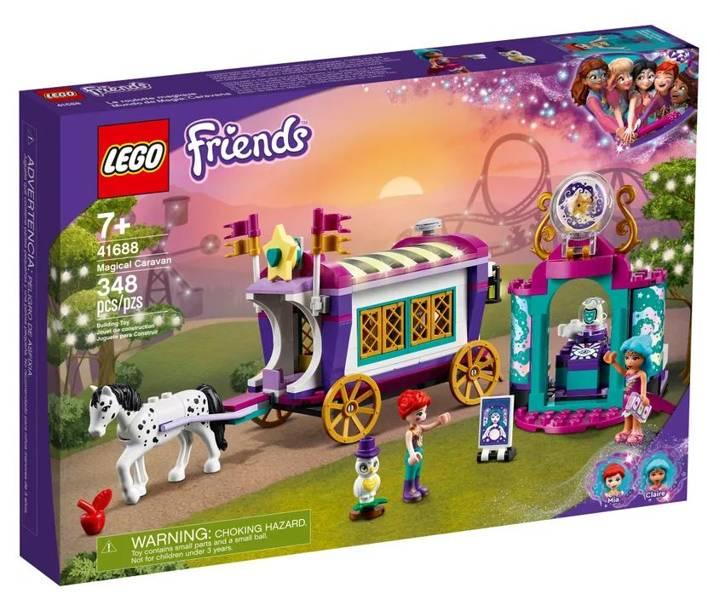 LEGO FRIENDS 41688 Maģiskā Kariete