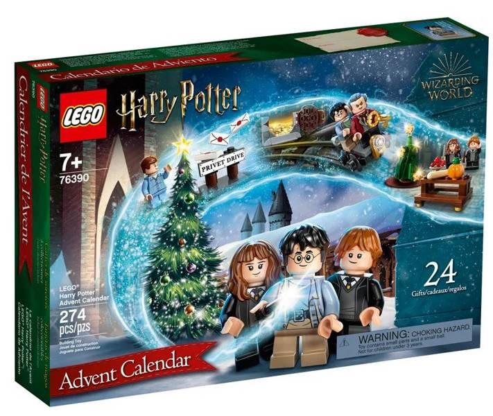 LEGO HARRY POTTER 76390 Adventes Kalendārs