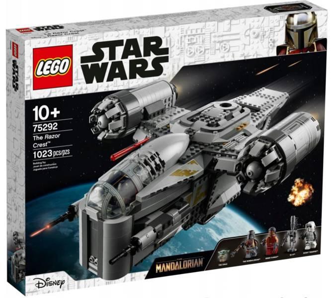 LEGO STAR WARS 75292 The Razor Crest