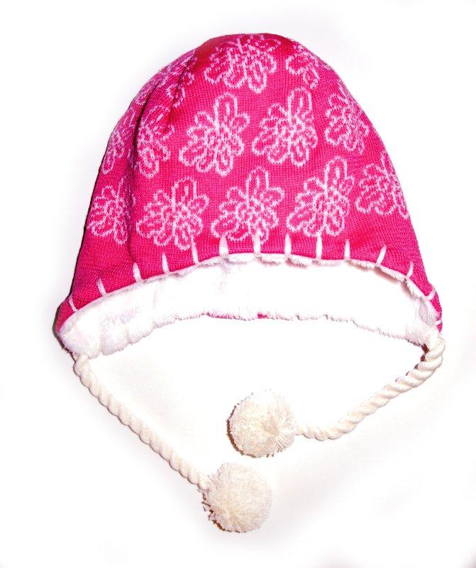 LENNE '14 - Cepure meitenei art.13384 Pille krāsa 264