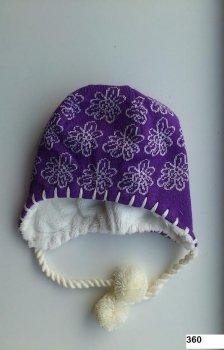 LENNE '14 - Cepure meitenei art.13384 Pille krāsa 360