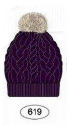 LENNE '14 - Cepure meitenei art.13389 Rhea krāsa 619