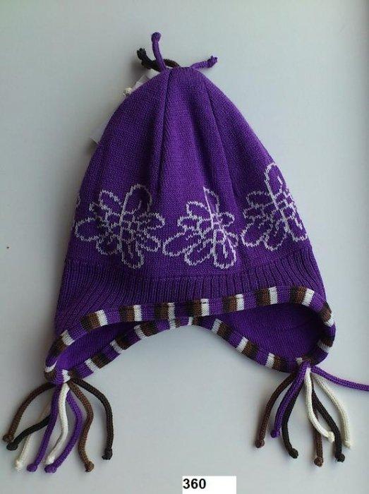 LENNE '14 - Cepure meitenei Petra Art.13382 krāsa 360