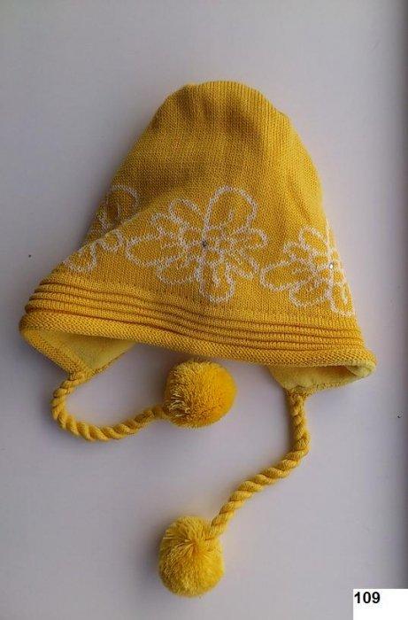 LENNE '14 - Meiteņu siltā ziemas cepure Polly Аrt.13385 krāsa 109