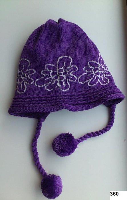 Lenne '14 Polly Аrt.13385 Meiteņu siltā ziemas cepure krāsa 360