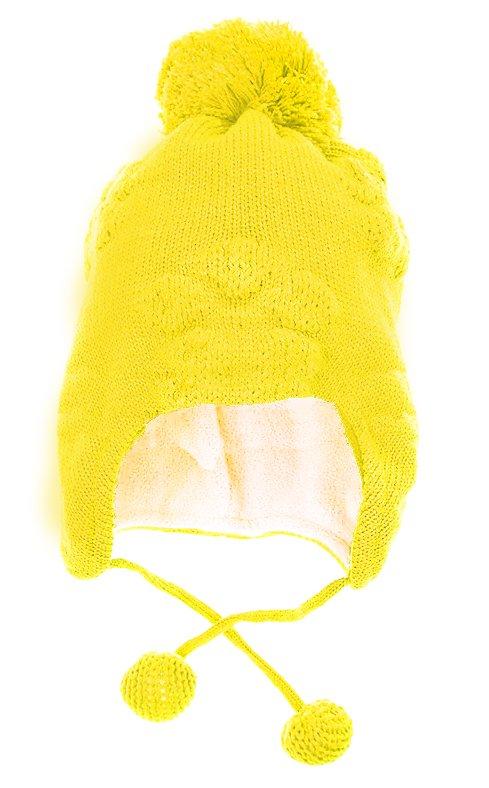 LENNE '14 - Ziemas cepurīte meitenēm Mammu art.13376 krāsa 109