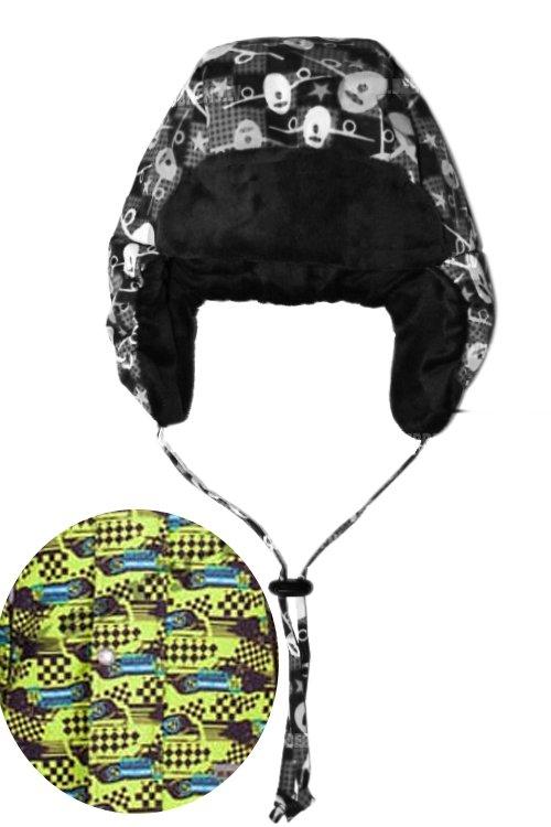 LENNE '14 - Ziemas cepurīte puišiem Bart art.13880 krāsa 1040