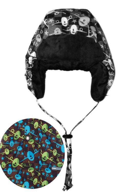 LENNE '14 - Ziemas cepurīte puišiem Bart art.13880 krāsa 8140