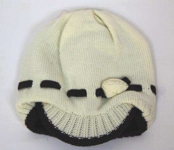 LENNE '14 - ziemas meiteņu cepure Mia art.11346 krāsa 100
