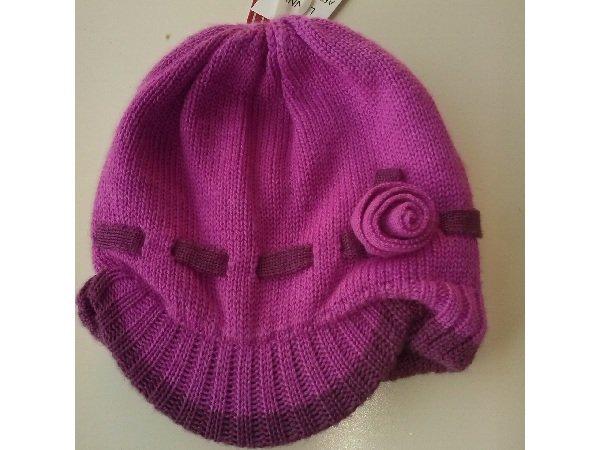 LENNE '14 - ziemas meiteņu cepure Mia art.11346 krāsa 263