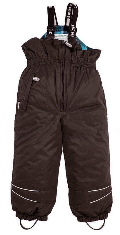LENNE '15 Basic 14350-15350/815 Bērnu ziemas termo bikses ar paaugstinātu vidukli krāsa:815