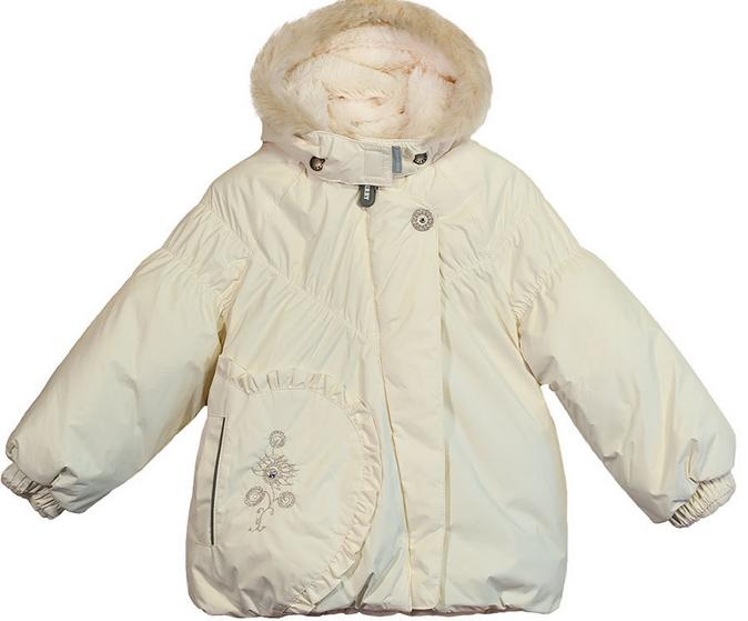 LENNE '15 Hettie 14310 Bērnu siltā ziemas termo jaciņa [jaka] krāsa:100