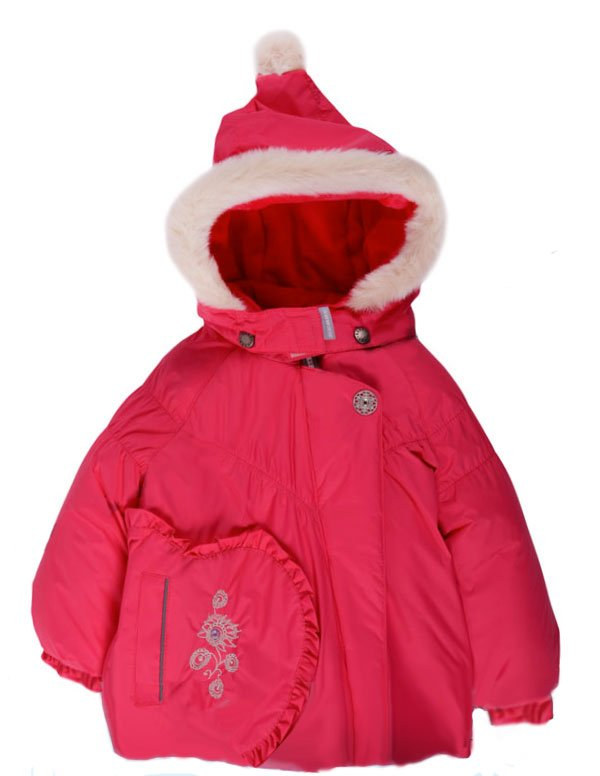 LENNE '15 Hettie 14310 Bērnu siltā ziemas termo jaciņa [jaka] krāsa:187