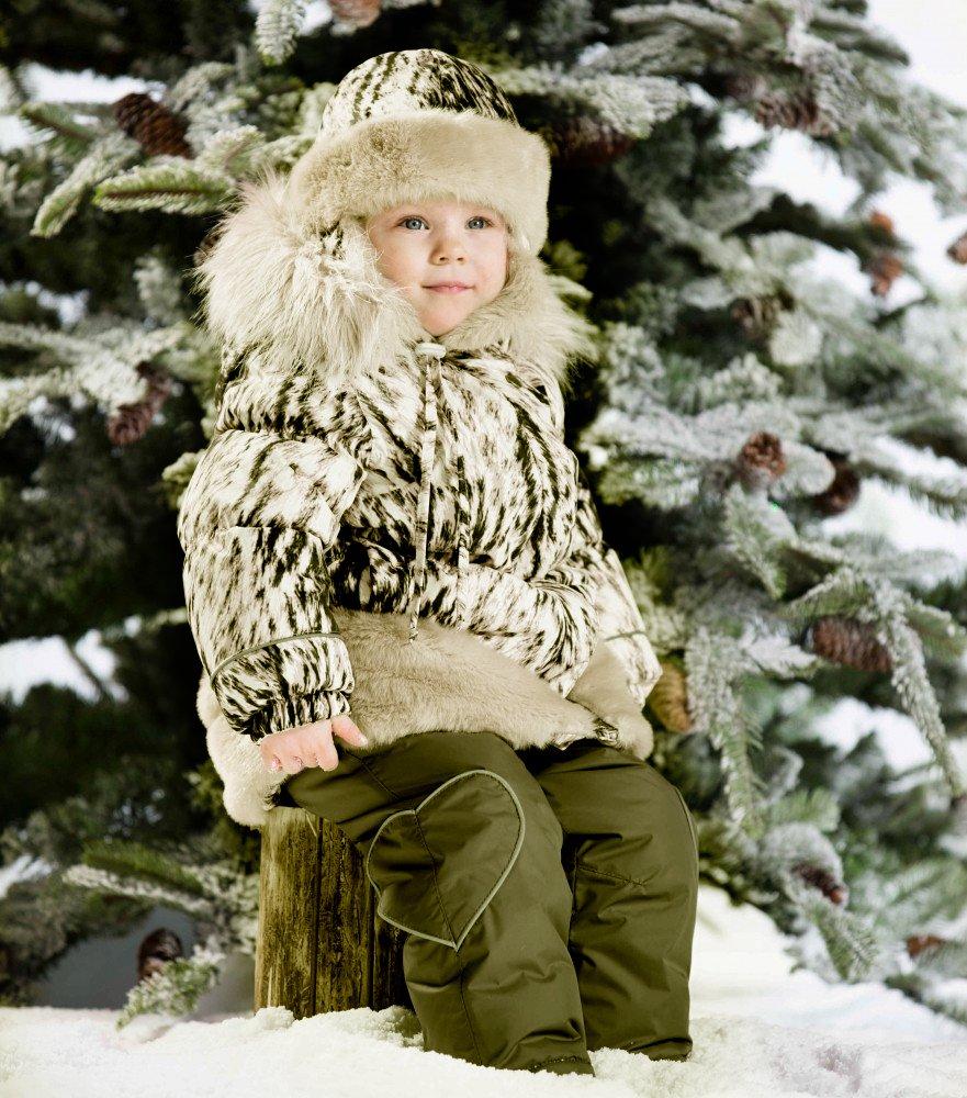 LENNE '15 Jade 14329 Bērnu siltā ziemas termo jaciņa [jaka] krāsa:5060