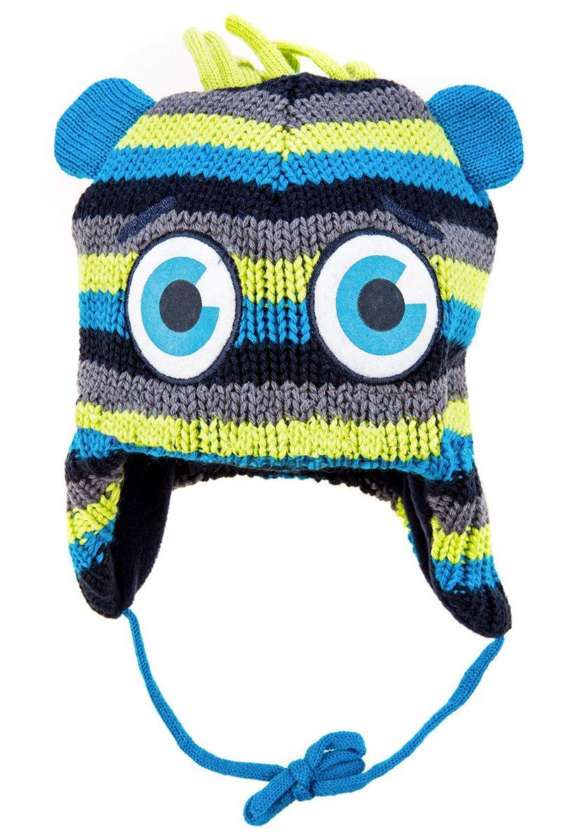 Lenne '15 Knitted Hat Buddy Art.14372/1050 Mazuļu siltā cepure