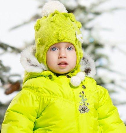 Lenne '15 Knitted Hat Mammu Art.14376/104 Meiteņu siltā cepure