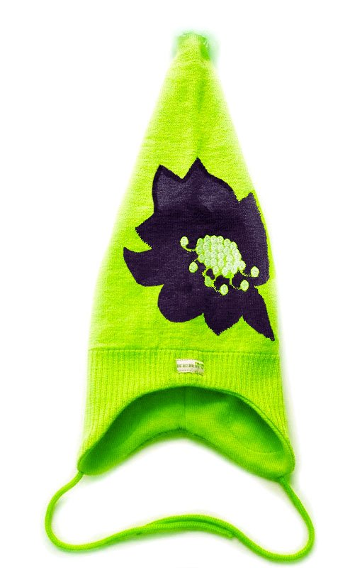 Lenne '15 Knitted Hat Nola Art.14378/104 Meiteņu siltā cepure