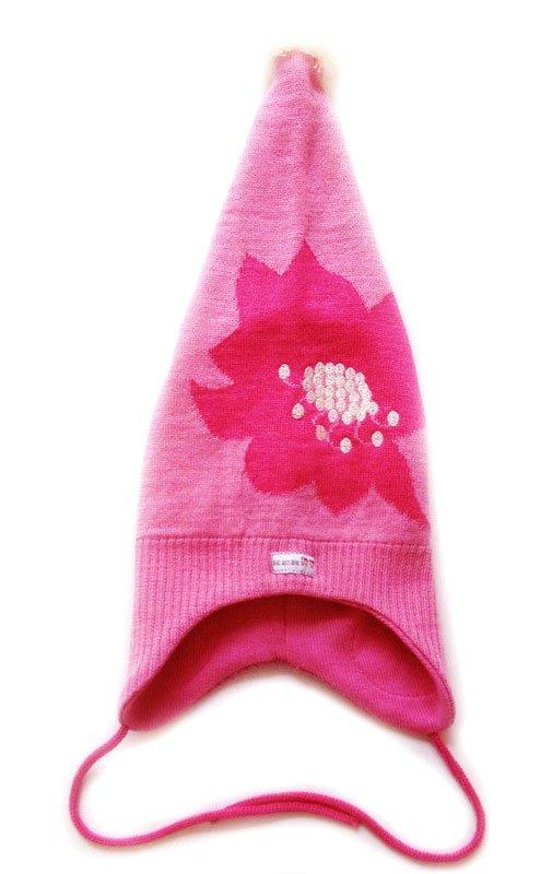 Lenne '15 Knitted Hat Nola Art.14378/127 Meiteņu siltā cepure