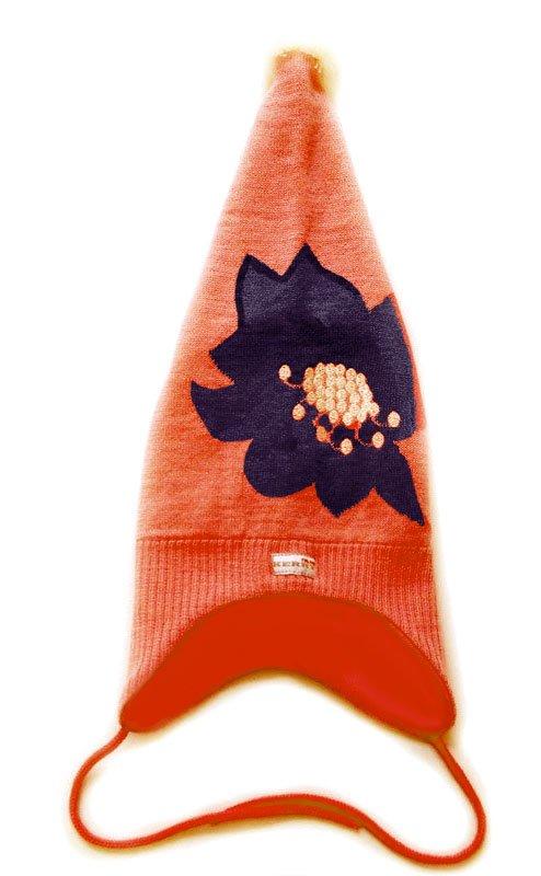 Lenne '15 Knitted Hat Nola Art.14378/216 Meiteņu siltā cepure