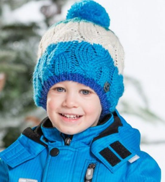 Lenne'15 Knitted Hat Patric Art.14397/637 Bērnu siltā viilnas cepure