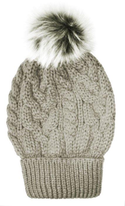 Lenne'15 Knitted Hat Rhea Art.14391/505 Bērnu siltā cepure