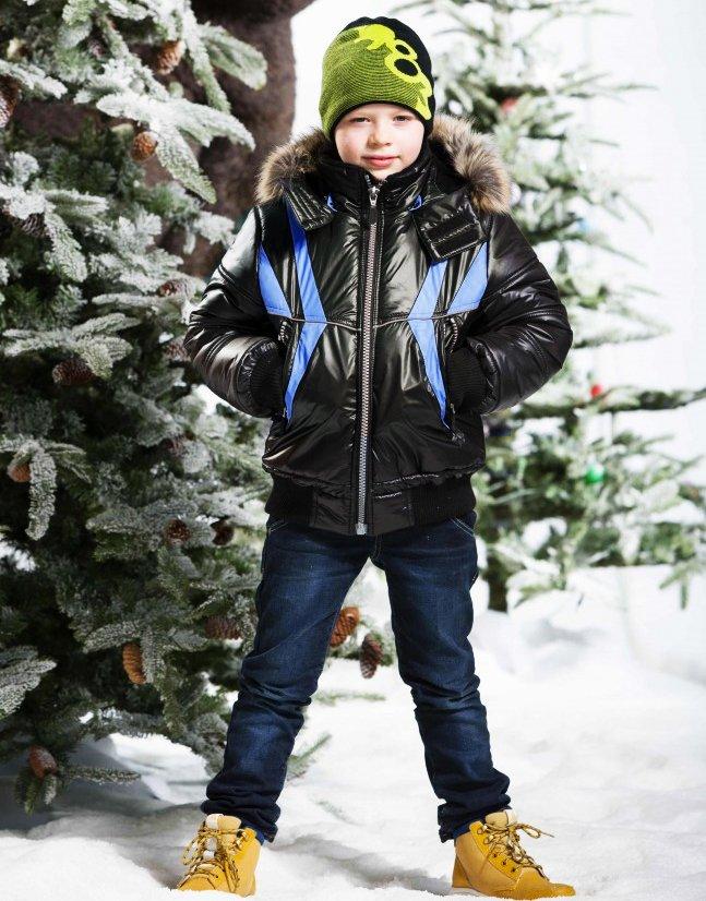 LENNE '15 Orion14369/680 Bērnu siltā ziemas termo jaciņa [jaka]