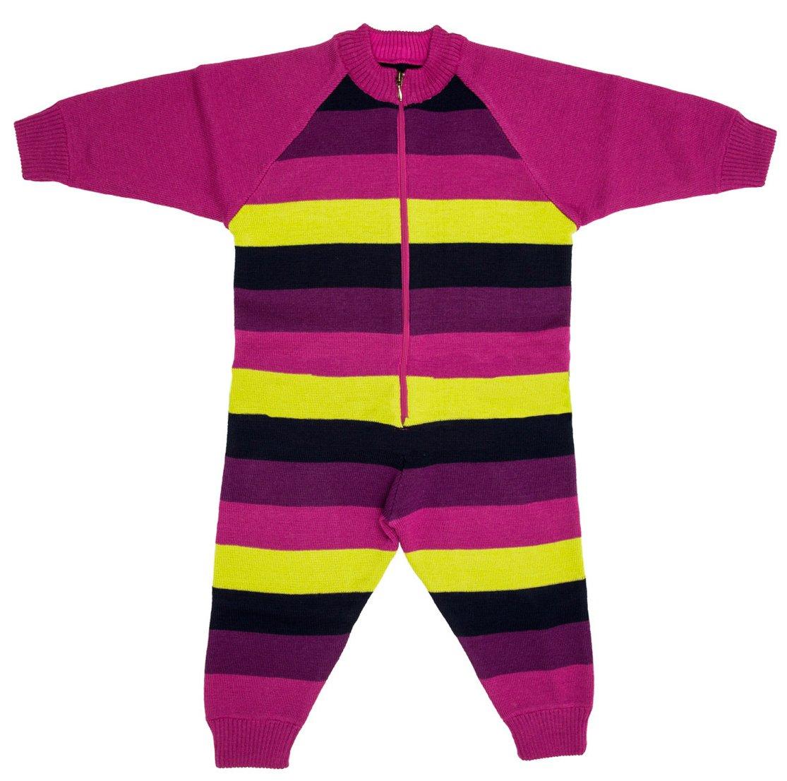Lenne'15 Wool Overall Rafe 14584-15584/271 Bērnu silts vilnas kombinezons uzsvārcis krāsa:271