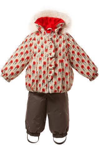 Lenne '16 Elisa 15313/1010 Silts mazuļu ziemas termo kostīms jaka + bikses