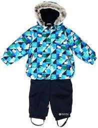 Lenne Fun Silts mazuļu ziemas termo kostīms jaka + bikses