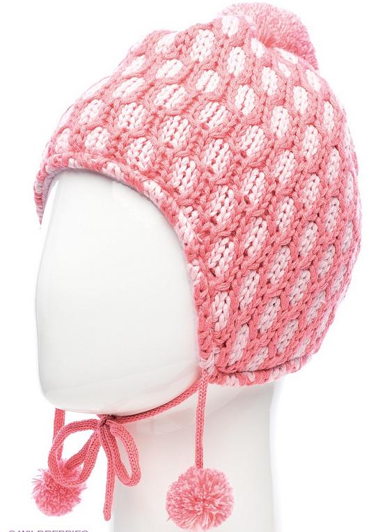 Lenne '16 Pammy Art.15385/150 Meiteņu siltā cepure