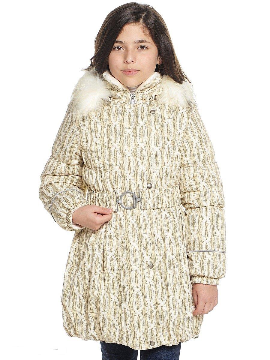 LENNE '16 Sonja 15335/1000 Bērnu siltā ziemas termo jaciņa-mētelis [jaka]
