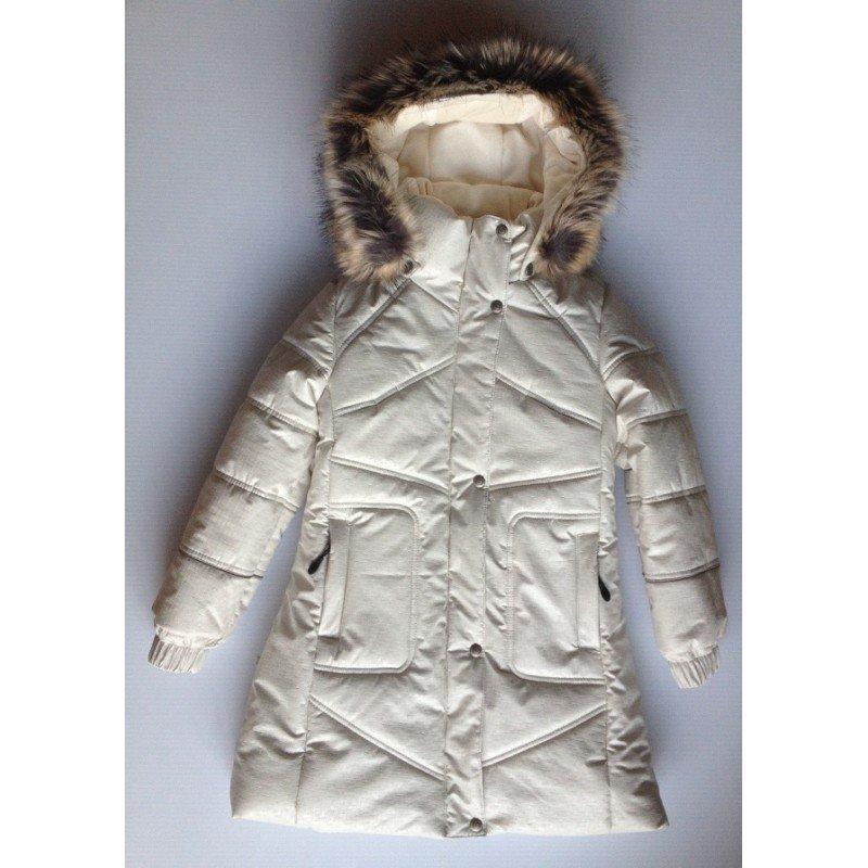 Lenne '17 Adele 16365/107 Bērnu siltā ziemas termo jaciņa-mētelis [jaka]