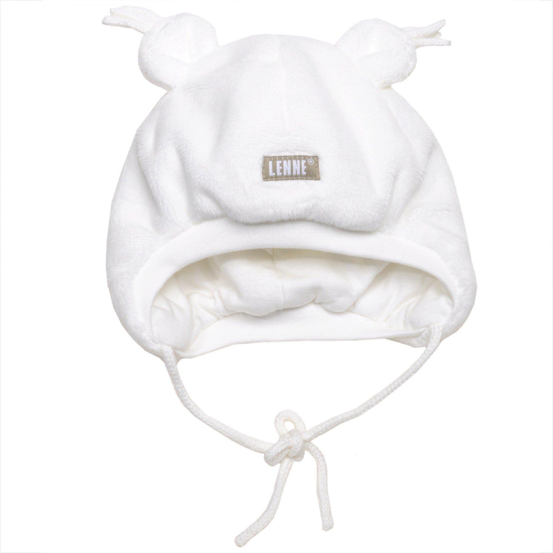 Lenne '17 Art.15371-16371/100 Berna Knitted hat Bērnu silta plīša cepure
