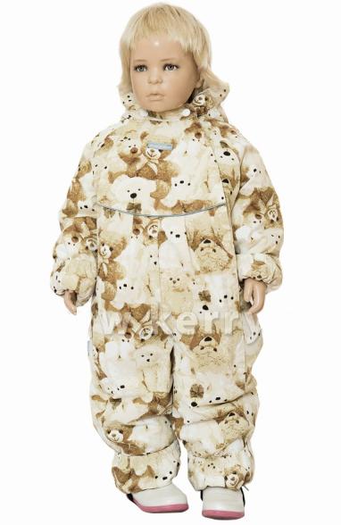 Lenne'17 Art.16702/1000 Rami Silts ziemas termo bērnu kombinezons