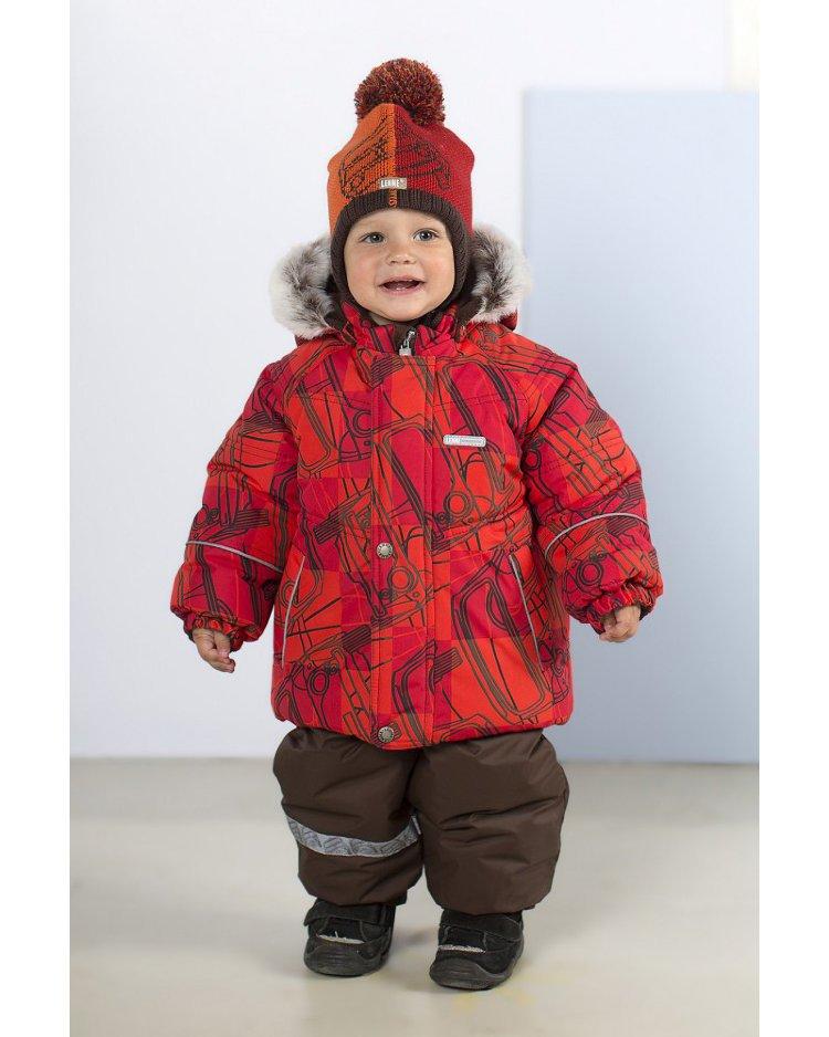 Lenne '17 Car Art.16314/6220 Silts mazuļu ziemas termo kostīms jaka + bikses