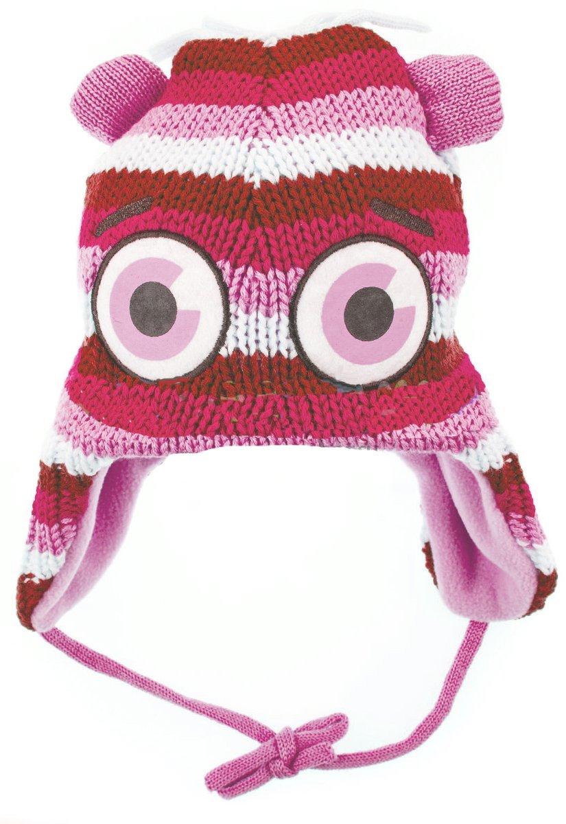 Lenne '17 Knitted Hat Buddy Art.14372 - 16377B / 127 Mazuļu siltā cepure