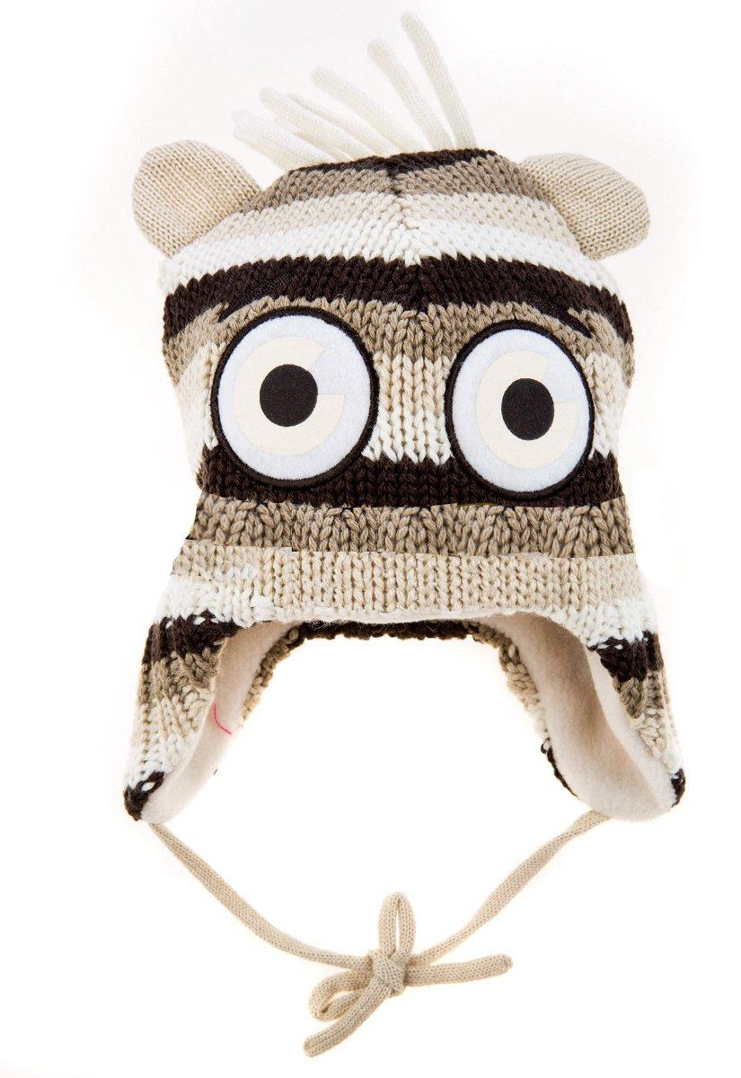 Lenne '17 Knitted Hat Buddy Art.14372 - 16377B / 505 Mazuļu siltā cepure