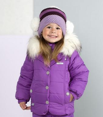 Lenne'17 Knitted Hat Reena Art.16386/362 Mazuļu siltā ziemas cepure