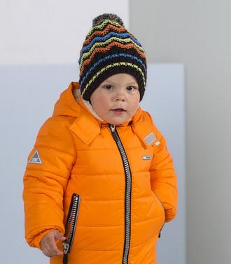 Lenne'17 Knitted Hat Tanner Art.16392A/042 Bērnu siltā ziemas cepure